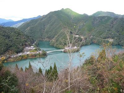 神社近くの風景